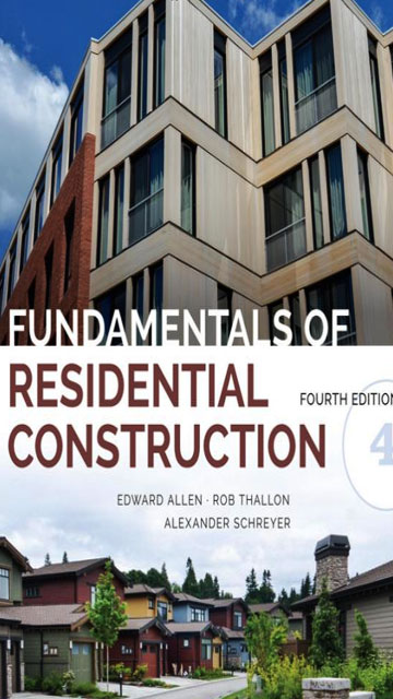 Fundamentals Of Residential Construction 4th Edition An