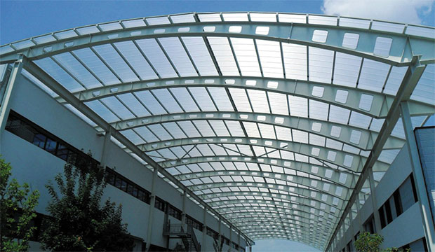 Polycarbonate Multiwall Sheet is considered as the most suitable construction material for your roof