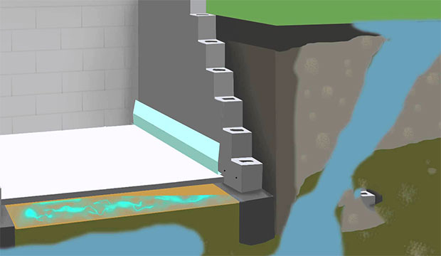 SafeBasements Waterproofing can make your foundation stronger
