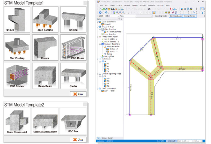 AStrutTie 2017 – The powerful software for structural design