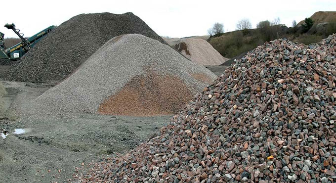 Types, applications and benefits of aggregates