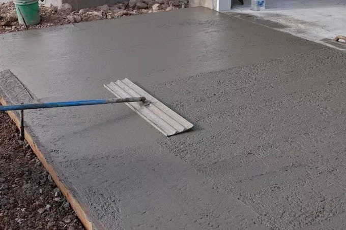 Tips to reduce bleeding in concrete