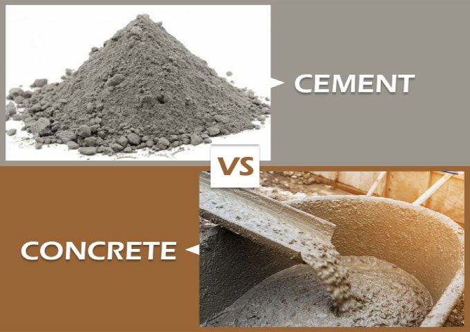 Back to Basics with Cement and Concrete