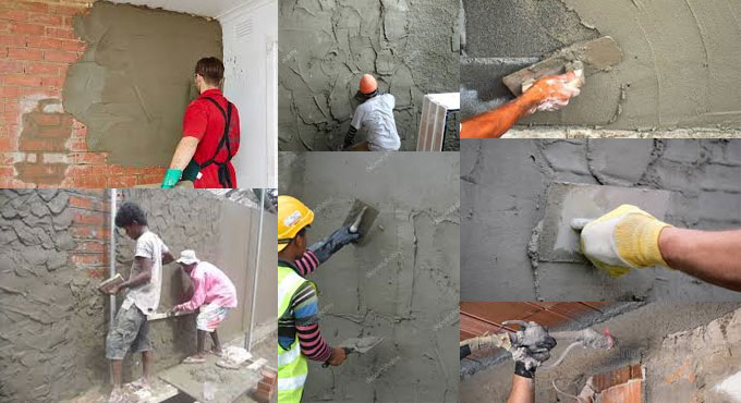 Some vital tips for providing cement plaster on wall surface