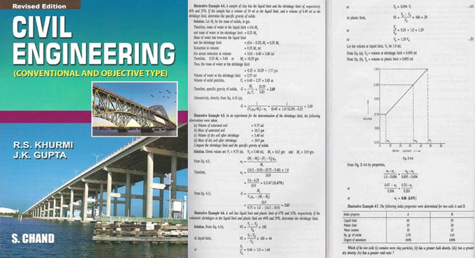 Civil Engineering: Conventional and Objective Type – An exclusive e-book