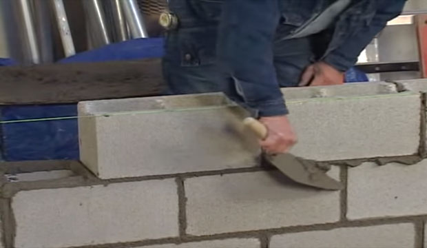 bond beam concrete block construction
