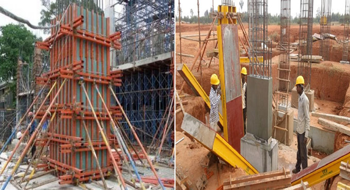 Some useful tips to examine concrete formwork in job site