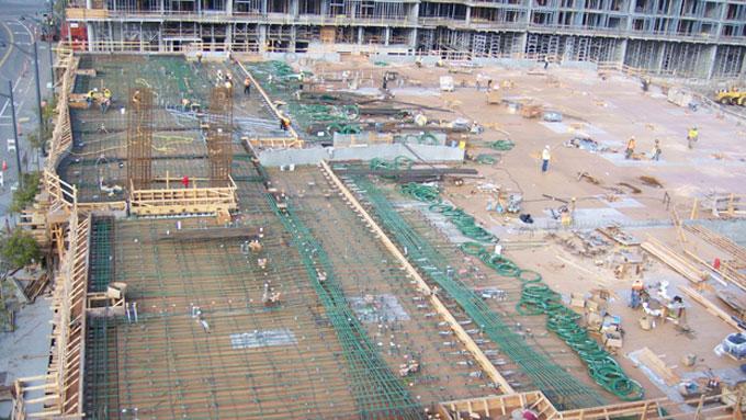Some vital steps for concrete post-pour inspection