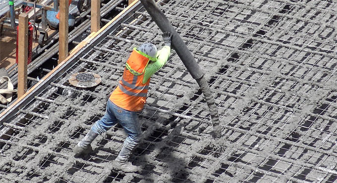 Uses and benefits of concrete pumping