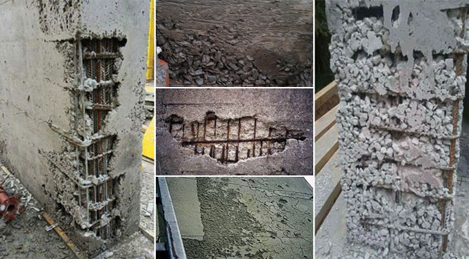 How to prevent segregation of concrete