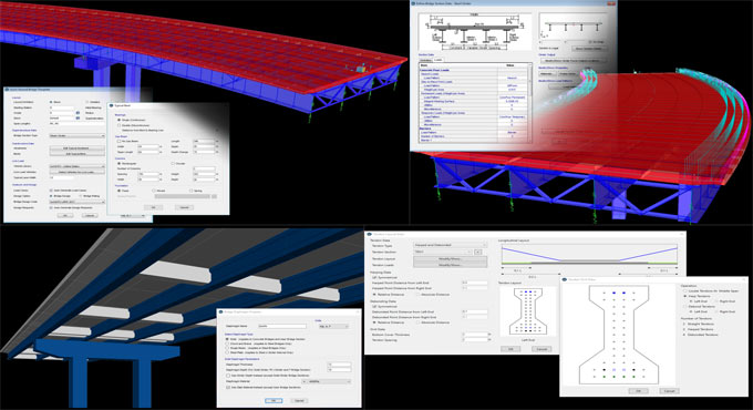 CSiBridge 20.2.0 is recently launched to make the bridge modeling process smarter