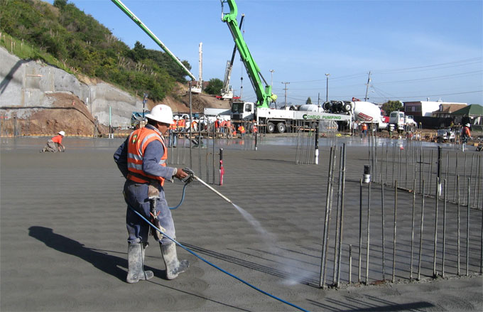 Why curing of concrete is important?