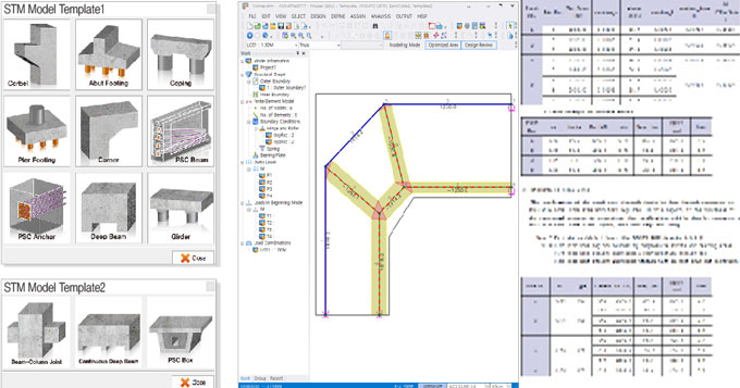 AStrutTie – A powerful software for structural analysis and design