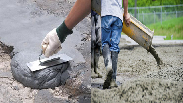 Basic differences between Mortar and Concrete