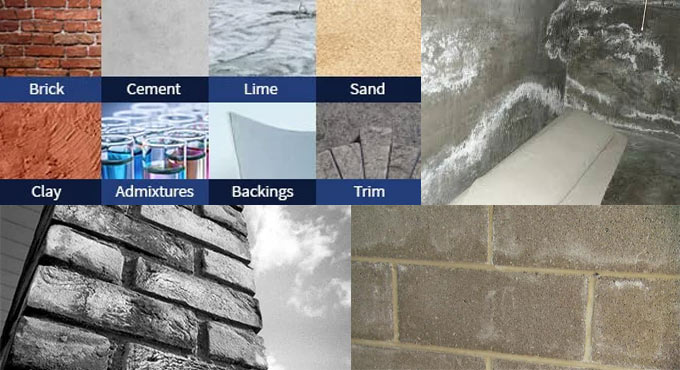 Definition, causes and remedies of efflorescence in masonry & other building surfaces