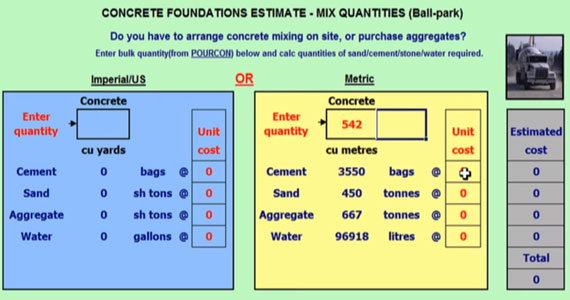 144 concrete basement cost estimator cost to build with for Basement cost calculator