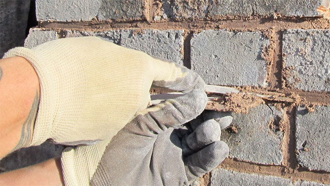 Benefits of joining & pointing in brick masonry