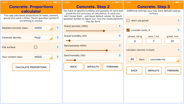 Download an exclusive online construction calculator for for Construction cost estimator online