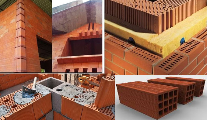 Porotherm Bricks : Properties, Advantages and Applications