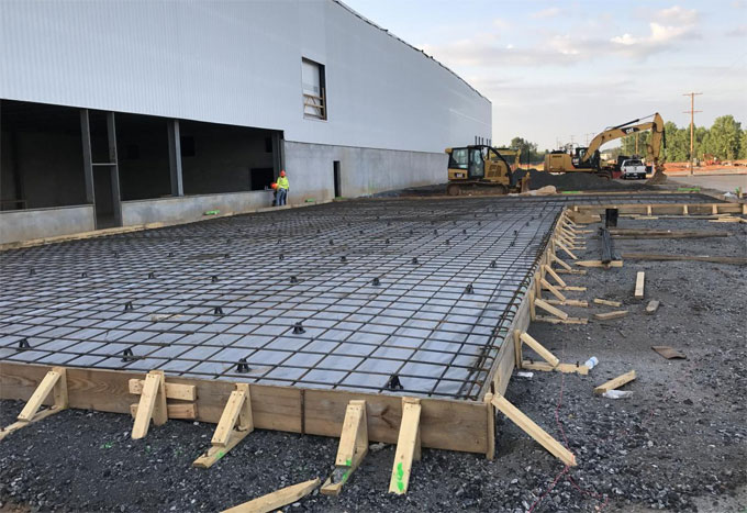 How to Pour Concrete on Slab on Grade (SOG)