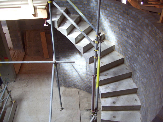 Details guidelines on RCC Staircase Design