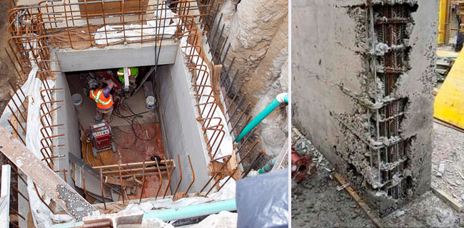 7 kinds of Construction failings in Reinforced Concrete Structures