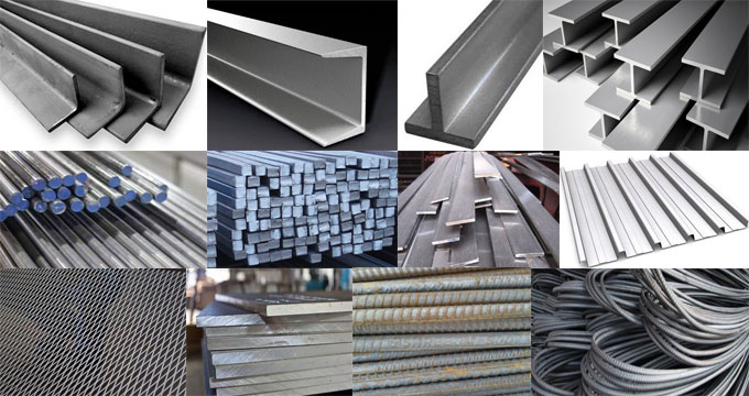 Brief overview of rolled steel sections in construction