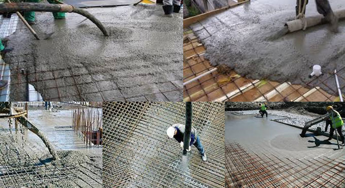 Use and benefits of self compacting concrete