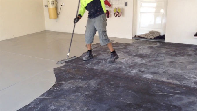 Importance of Self-leveling Overlays in concrete construction