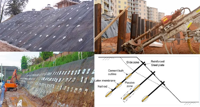 Soil Nailing Method & Component