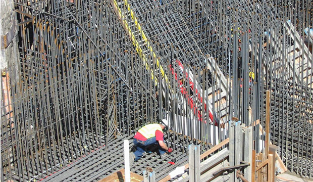 How to measure weights of Steel Bar Reinforcement in Reinforced Concrete Works