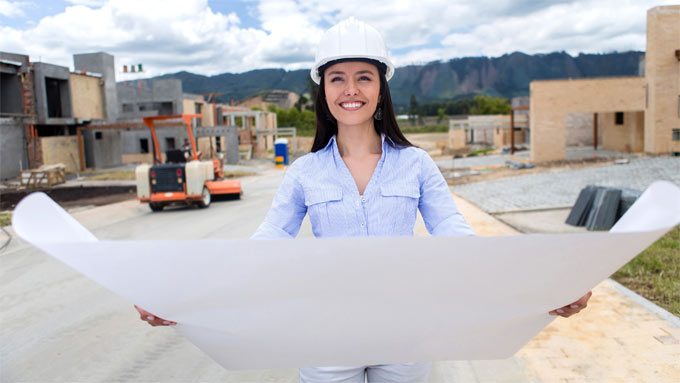 What should be the qualities for becoming a successful civil engineer