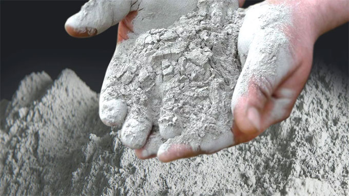 Some major cement ingredients and their uses