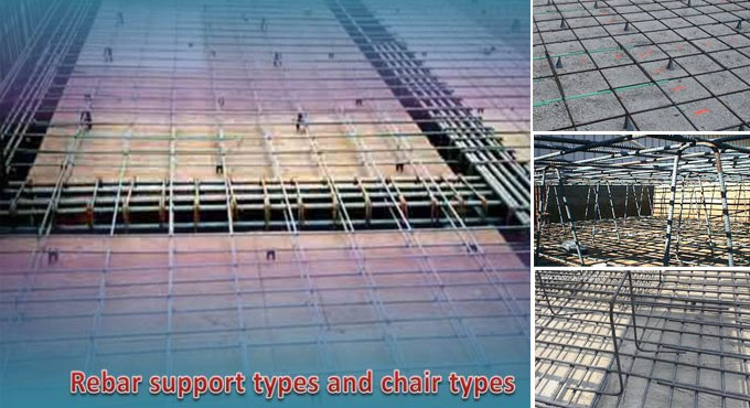Details about Rebar Support and Chair Spacing