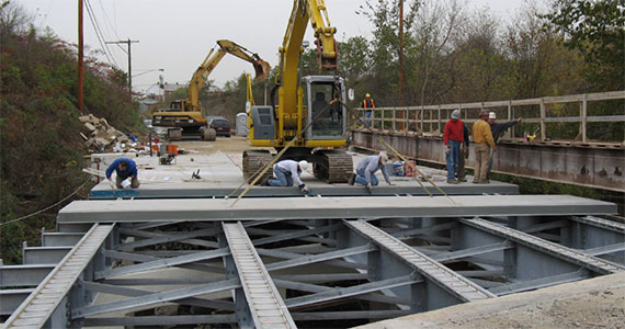 GRIDFORM™ Is An Advanced Concrete Reinforcing System For Vehicular Bridge Decks
