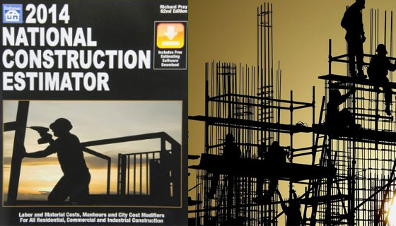 National Construction Estimator 2014 Construction