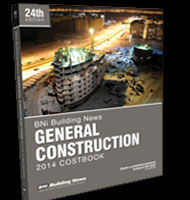 BNI General Construction Costbook 2014