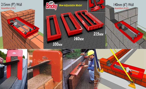Bricky Wall-Building Tool