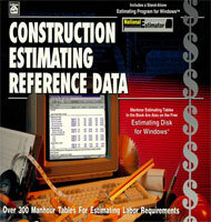 eBooks on Construction Estimating Reference Data
