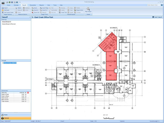 Construction Takeoff Software Cost Estimating Software