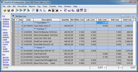 Constructioncost construction takeoff software construction takeoff software malvernweather Choice Image