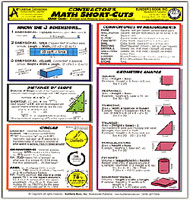 eBooks on Contractor's Math Short-Cuts Quick-Cards