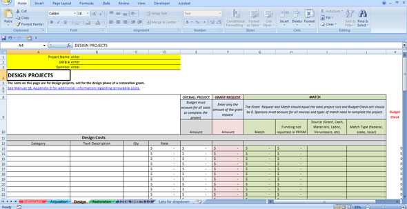 Download Project Cost Estimate And Budget Template  Engineering Feed
