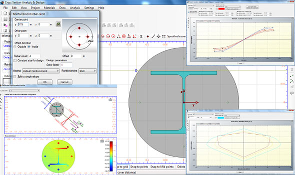 EngiSSol 2.0 is a useful software for structural analysis