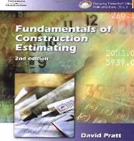 eBooks on Fundamentals of Construction Estimating