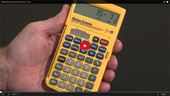 Useful video for beginners and advanced cost estimating for Cost of construction calculator
