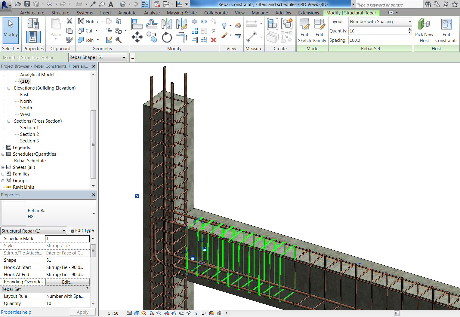 Revit Architecture Certification Assessment