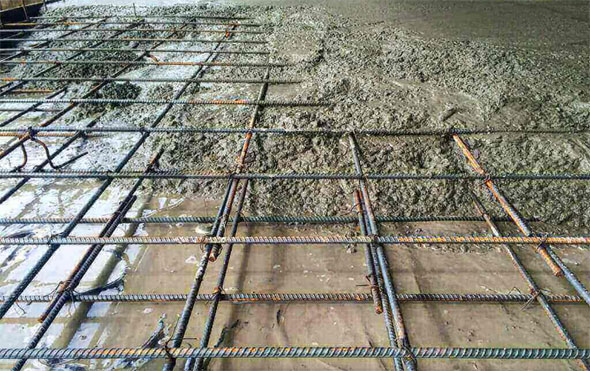 How to control or minimize segregation in concrete