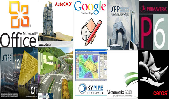 Top Ten Software used in Civil Engineering