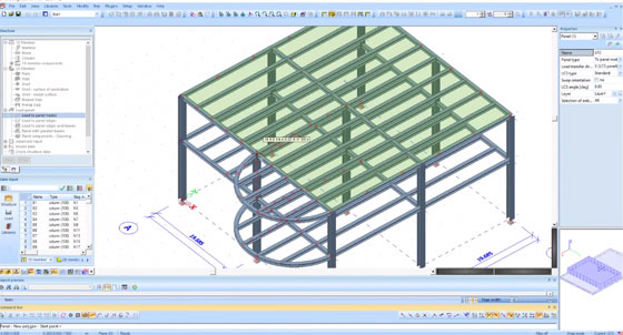 structural modeling software